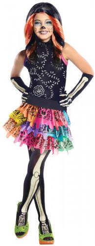 Skelita Calaveras från Monster High™ - Maskeraddräkt för barn