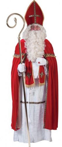 Lyxig Sankt Nikolaus dräkt - Juldräkt för vuxna