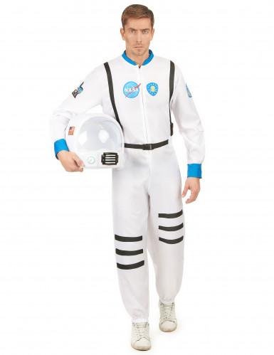 Astronautdräkt för vuxen