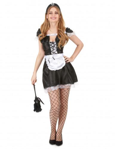 Maid - Maskeraddräkt för vuxna