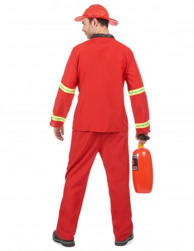 Brandman Maskeraddräkt-2
