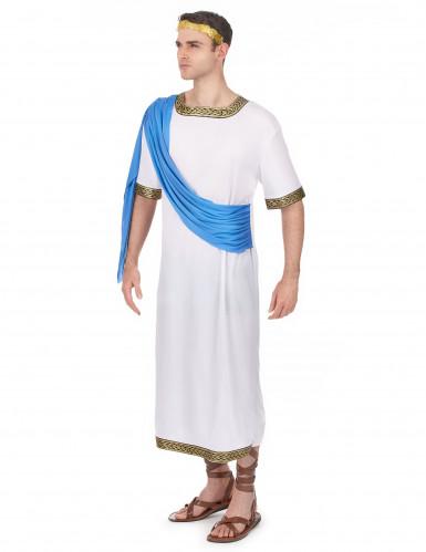 Grekisk gud kostym man-1