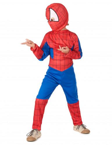 Disfraz hombre araña niño-1