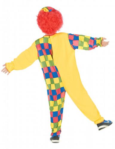 Chuckles - Clowndräktkläder i barnstorlek-2