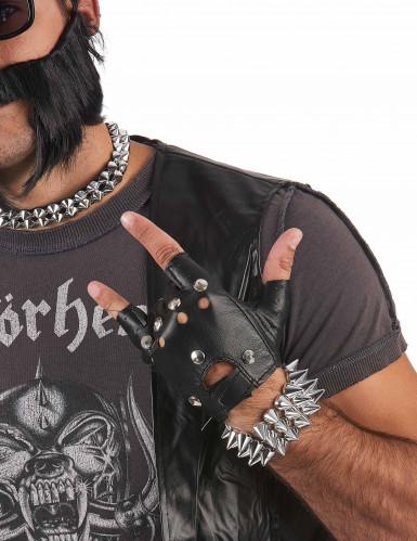 Punkigt armband för vuxna-1