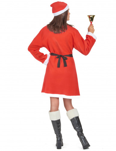 Söt tomtemorsdräkt - Juldräkt för vuxna-2