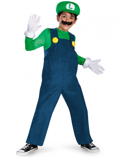 Lyxig Luigi™ - utklädnad barn