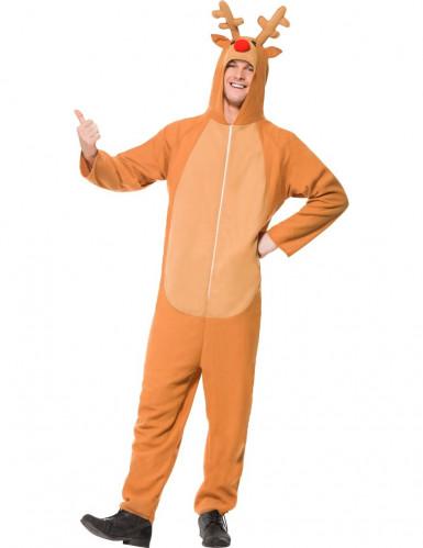 Ren kostym för vuxna - Juldräkt