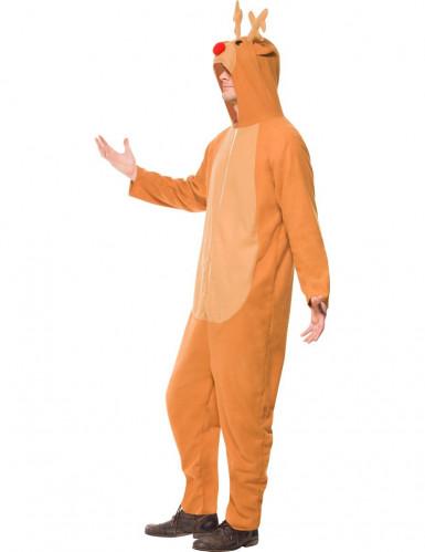 Ren kostym för vuxna - Juldräkt-1