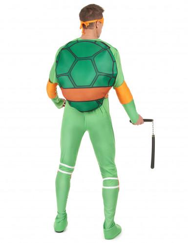 Ninja™ Turtles dräkt Michelangelo vuxen-2