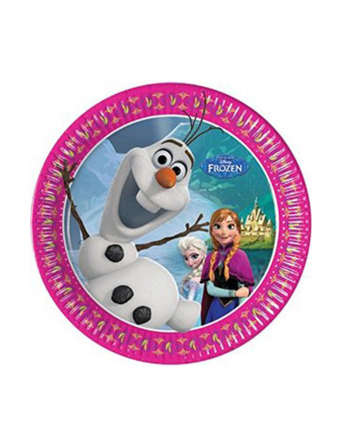 8 tallrikar 20 cm Frost™