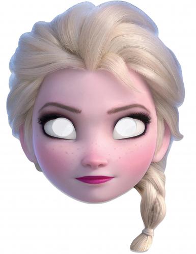 Kartongmask Elsa Frost™