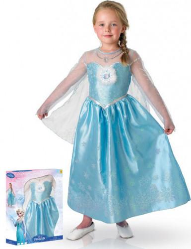 mönster frost klänning