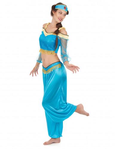 Orientalisk dansös-dräkt för vuxna-1