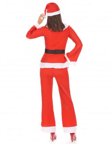 Tomtedräkt med byxor - Juldräkt för vuxna-2