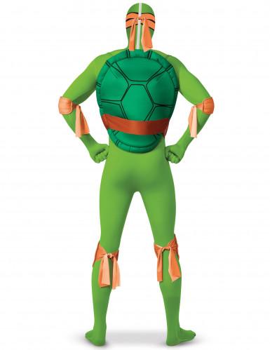 Michelangelo i Teenage Mutant Ninja Turtles™ - Second skindräkt för vuxna-1