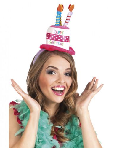 Födelsedagsdiadem för vuxna