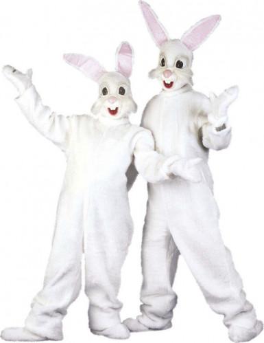 Kaninmaskot - utklädnad vuxen