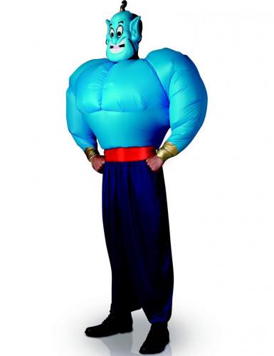 Maskeraddräkt Aladdins ande™ med uppblåsbar torso