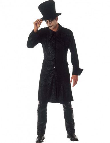 Gotisk Trollkarl Halloween Maskeraddräkt Man
