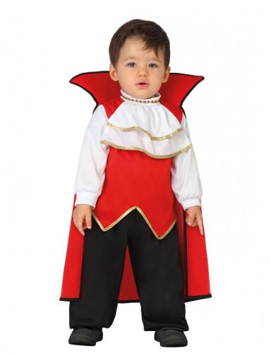 Maskeraddräkt vampyr Halloween bebis