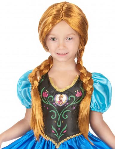 Anna från Frost™ Peruk för barn