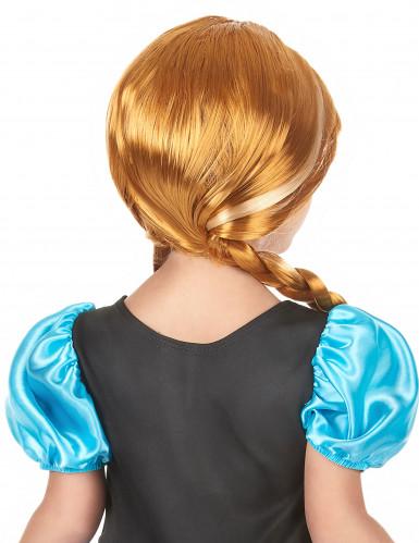 Anna från Frost™ Peruk för barn-1