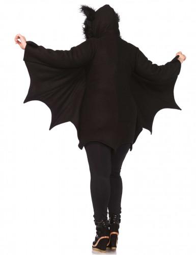 Fladdermus - utklädnad vuxen Halloween-1