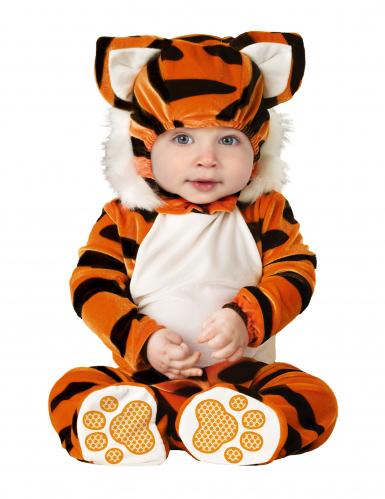 Tigerdräkt Bebis - Klassisk