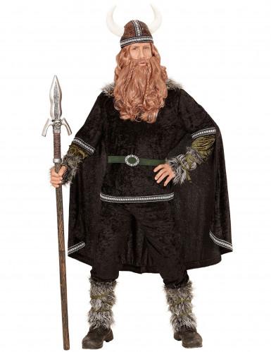 Lyxig viking maskeraddräkt