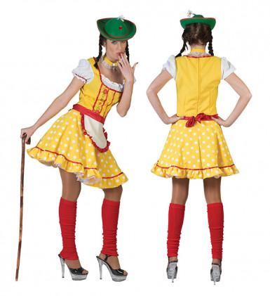 Pigg Oktoberfest klänning