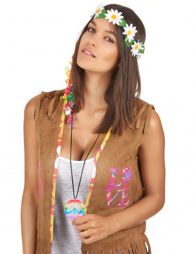 Färggrant hippie-halsband-1
