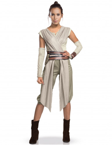 Rey i Star Wars VII™ dräkt i extra hög kvalitet