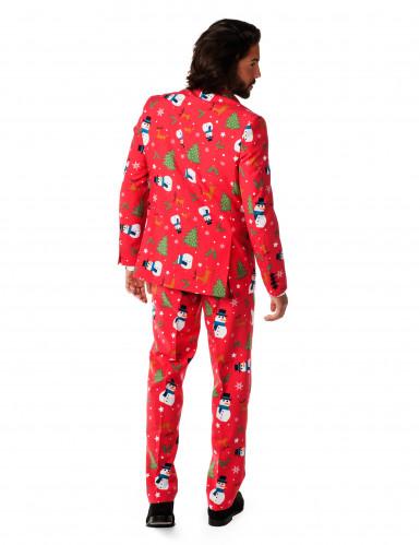 Opposuits™ Mr. Snowman - Juldräkt för vuxna-1