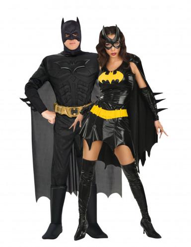 Batgirl™ och Batman™ pardräkt
