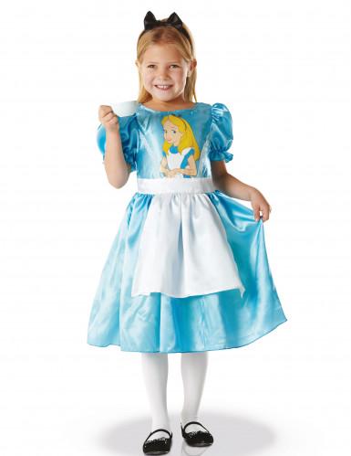 Alice i underlandet™ Maskerraddräkt Barn