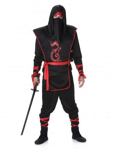 Maskera dej till Ninja, bli festens succé med Vegaoo!