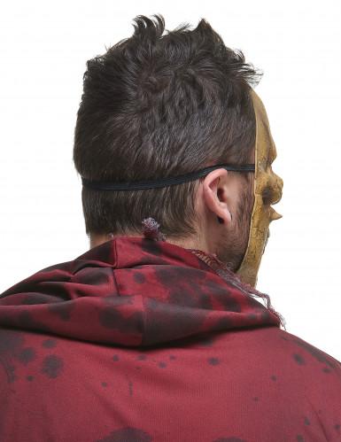 Latexmask reptilätandeSkelettvuxen-2