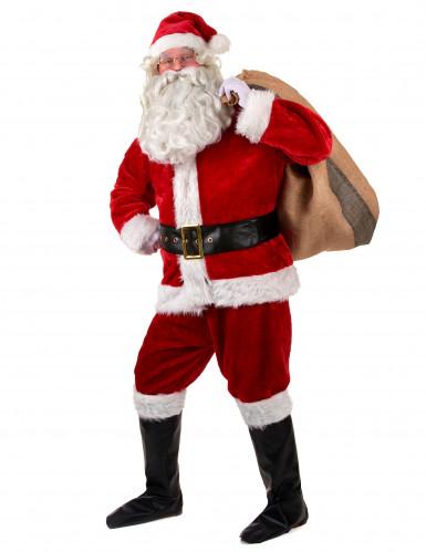 Komplett tomtedräkt för vuxna till julafton-1