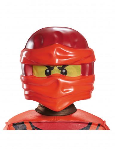 Kai-mask från Lego® Ninjago® för barn till maskeraden