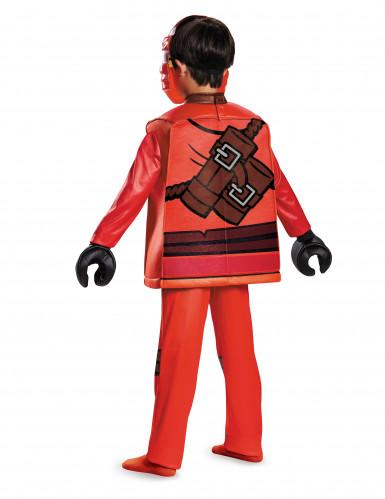 Kostym deluxe Kai Ninjago®- LEGO® barn-2