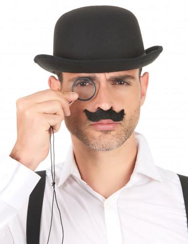 Paket med 6 mustascher för vuxna-1
