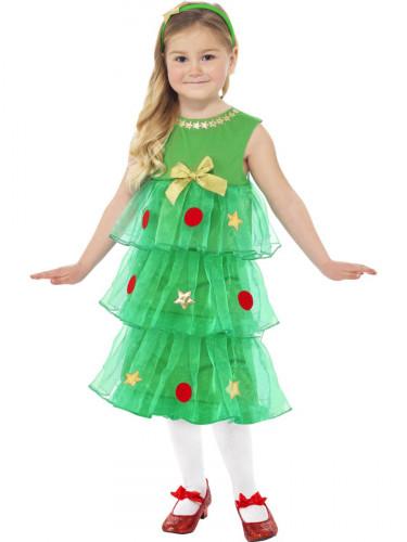 Julgransklänning för barn