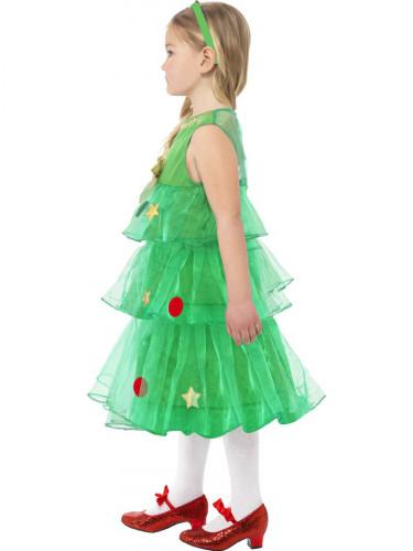 Julgransklänning för barn-2