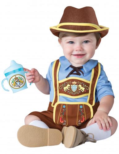 Kostym liten bajrare bebis - Premium