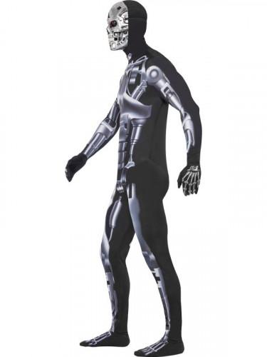 T-800 cyborg Terminator™ - utklädnad vuxen-2