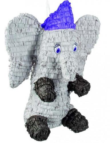 Elefantpiñata 52x43 cm