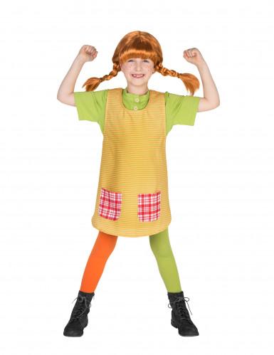 Pippi Långstrump-dräkt för barn-2