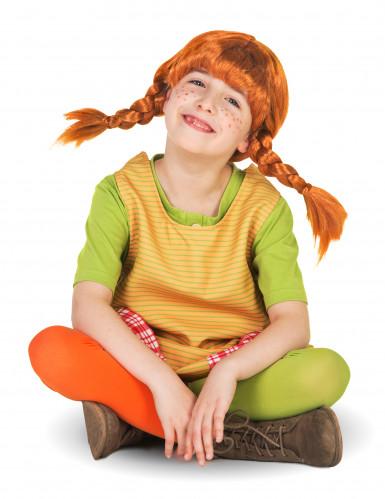 Pippi Långstrump-dräkt för barn-3