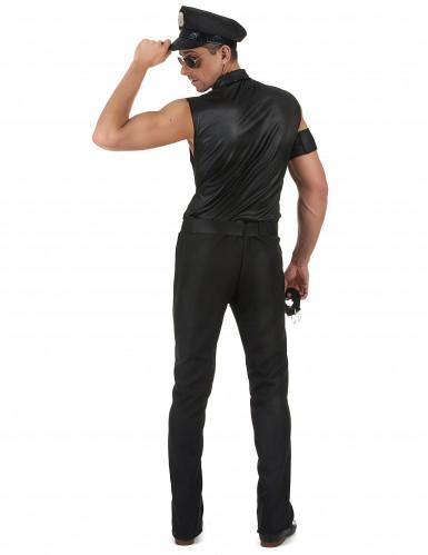 Kostym som sexig polis herrar-2